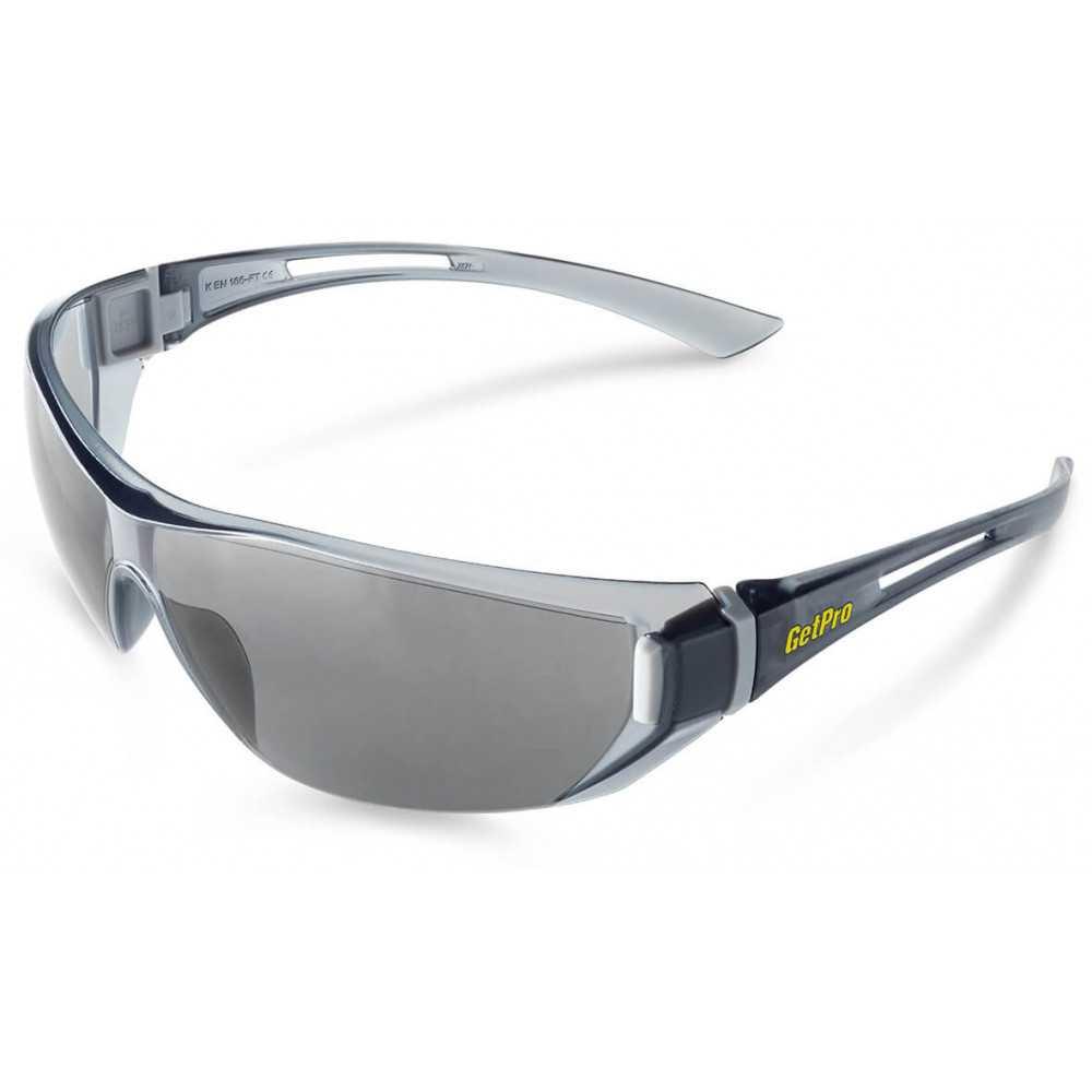 Lente de Seguridad Protección UV SHADE GREY 2241-HC Getpro 102173