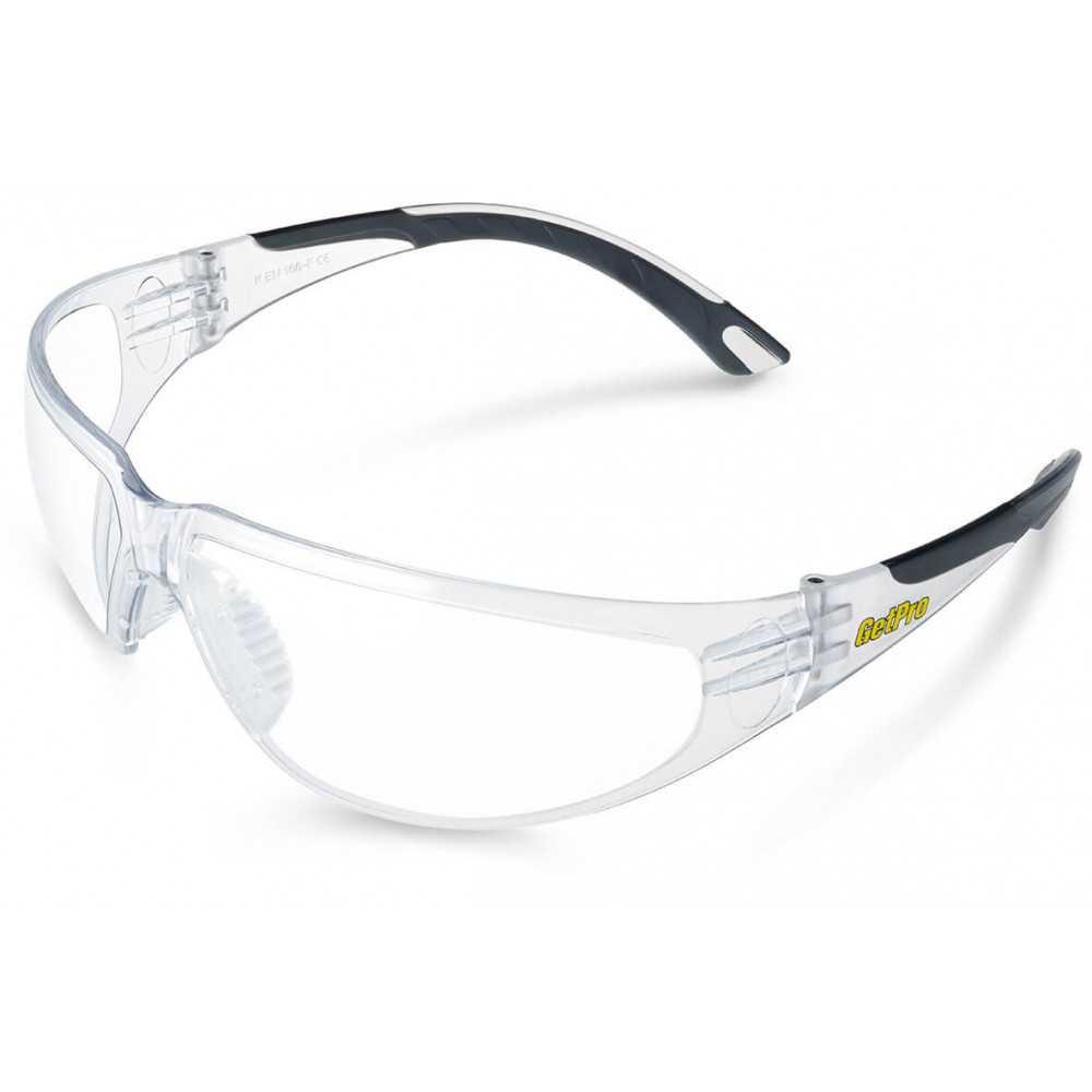 Lente de Seguridad Protección UV FREEZE CLEAR 2210T1-AF Getpro 102176