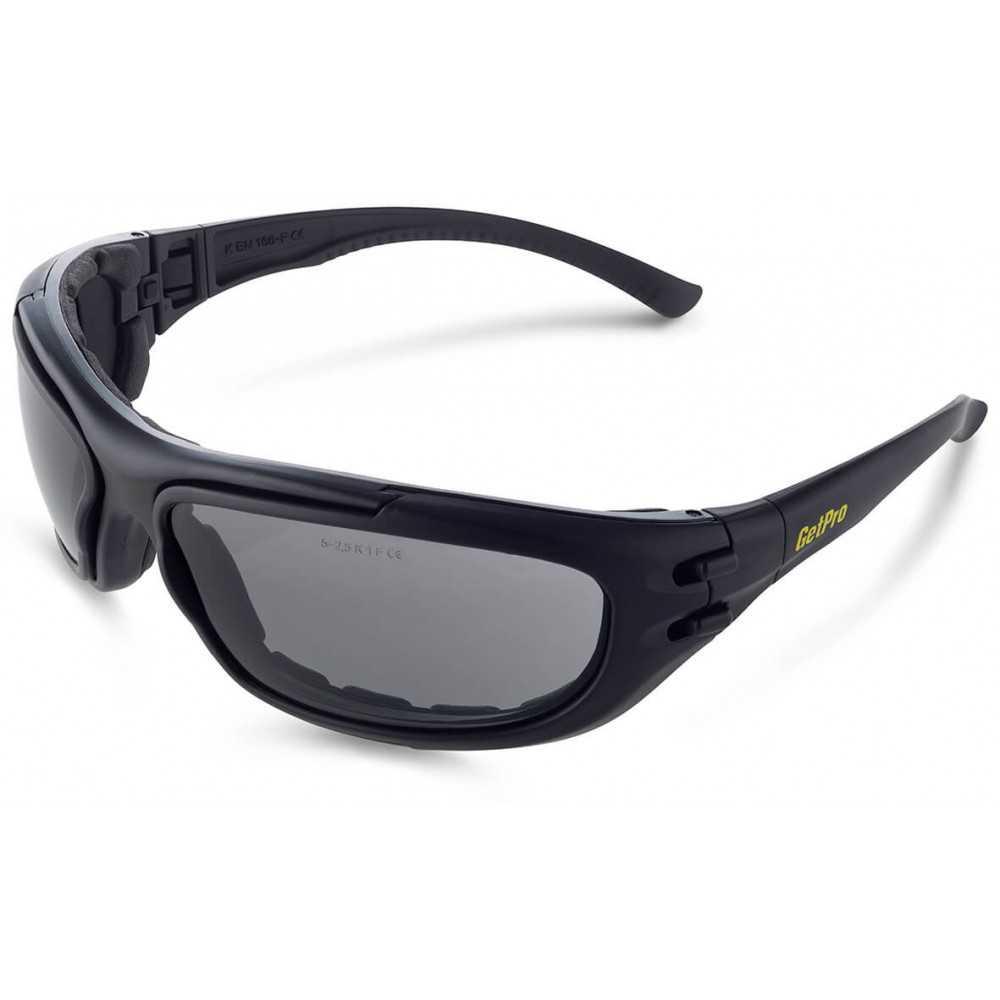 Lente de Seguridad Protección UV TWINS GREY 4605-AF Getpro 102175