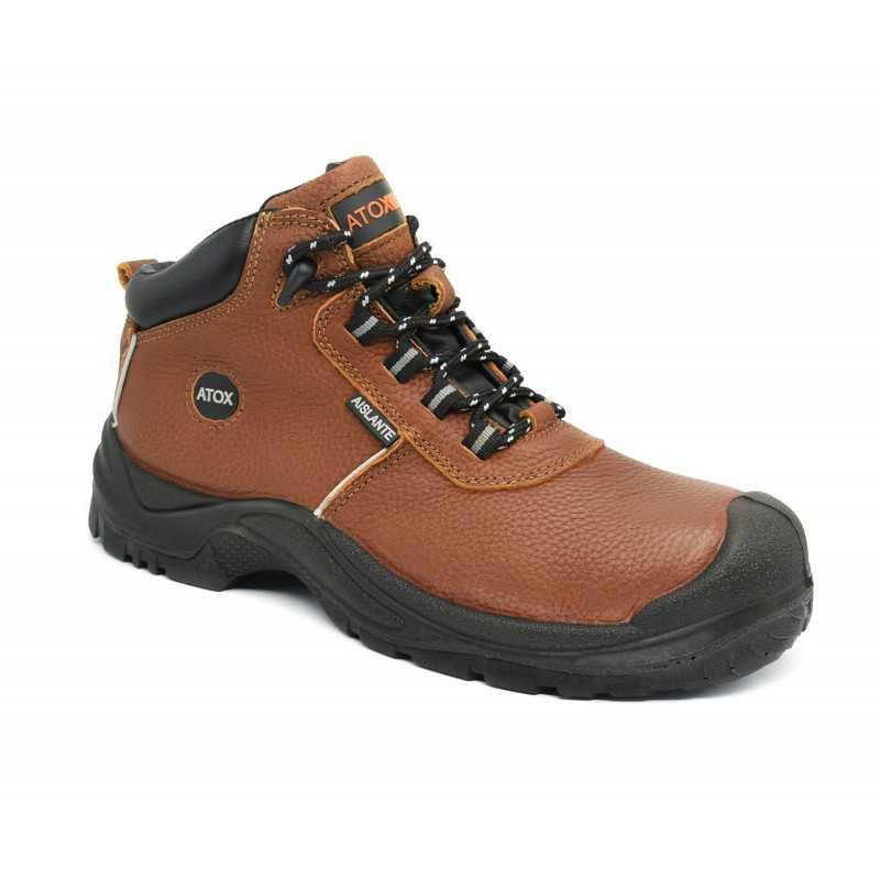 Zapatos de Seguridad Punta de Composite N°36 al 46 Cooper Atox 120416