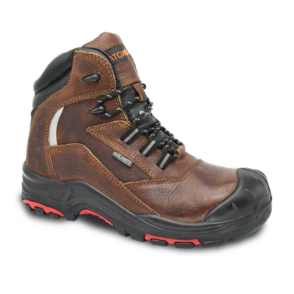 Zapatos de Seguridad con Punta Composite N°36 al 47 Titanium Atox 140129