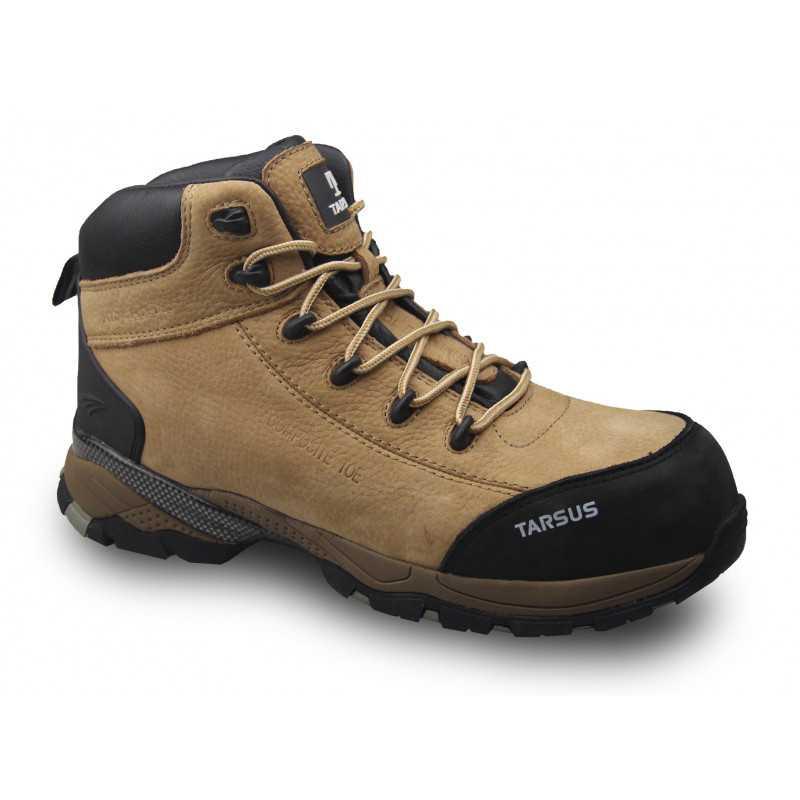 Zapatos de Seguridad con Punta de Composite N°36 al 46 New Nickel Tarsus 120394