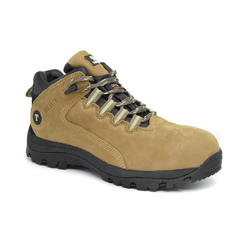 Zapatos de Seguridad con Punta de Acero N°35 al 46 Silver Tarsus 121249