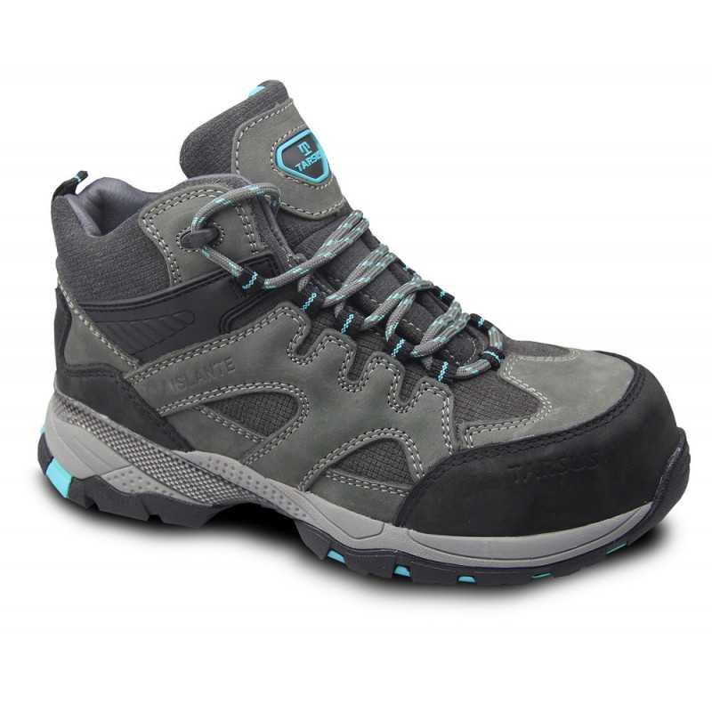 Zapatos de Seguridad Femenino con Punta de Composite N°34 al 40 Ágata Tarsus 140208