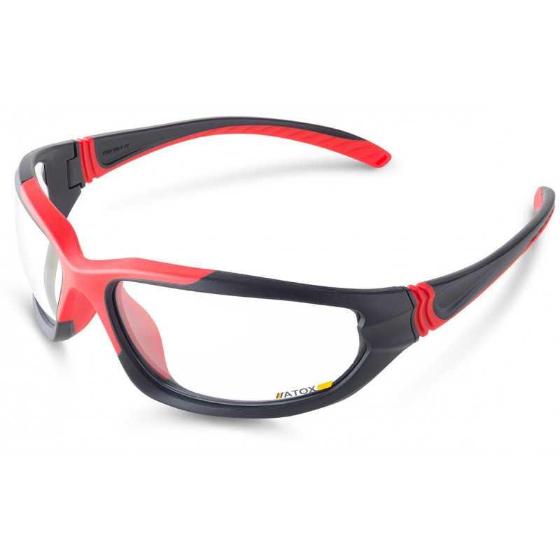 Lente de Seguridad Protección UV FLEX CLEAR 1082-AF Atox 111437