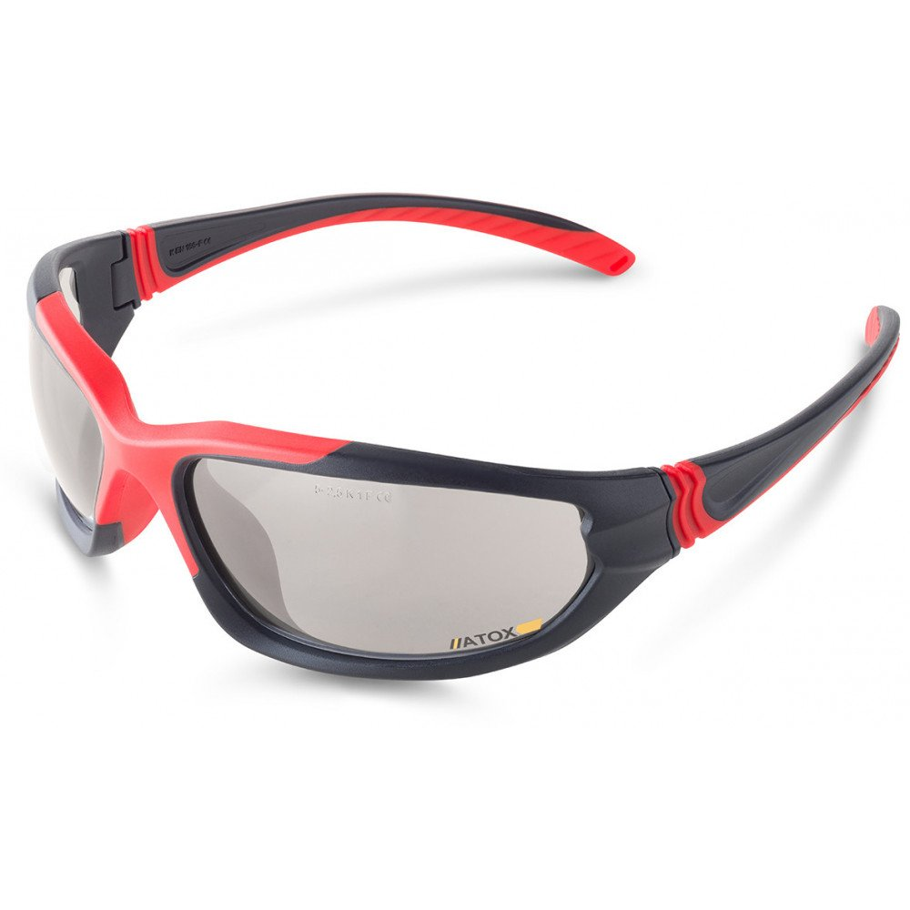 Lente de Seguridad Protección UV FLEX GREY 1082-AF Atox 111438
