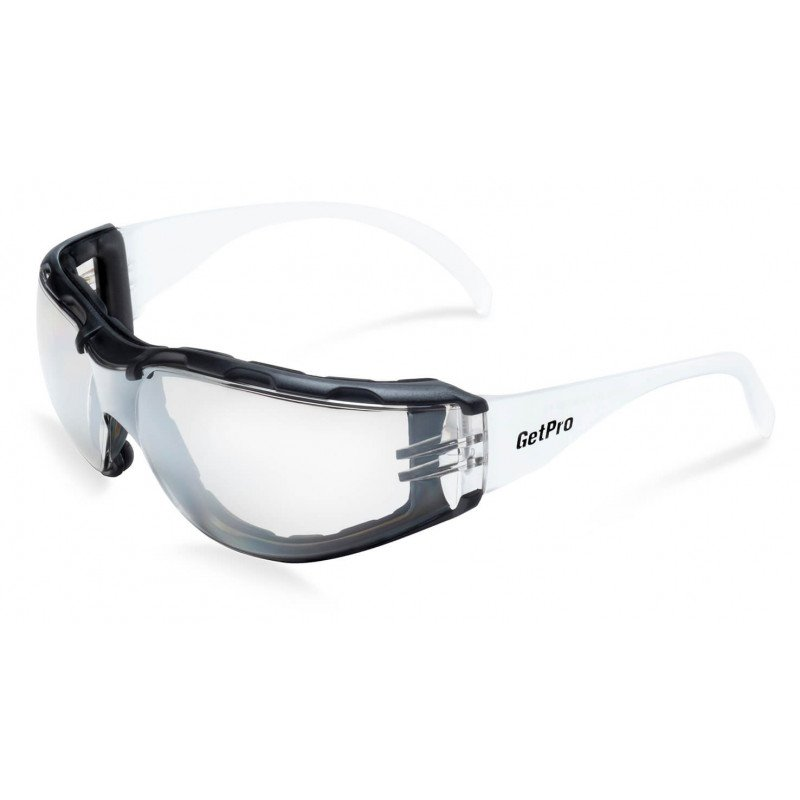 Lente de Seguridad Protección UV B-FOAM IN/OUT SF121-1 Getpro 141809
