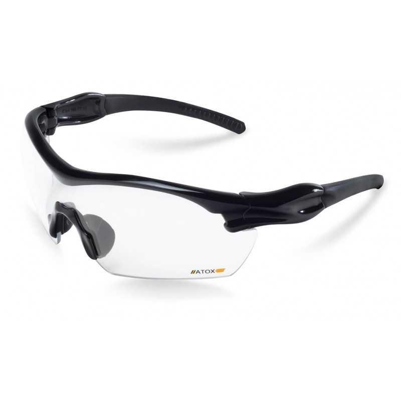 Lente de Seguridad Protección UV TACTICAL CLEAR 1572-AF Atox 142181