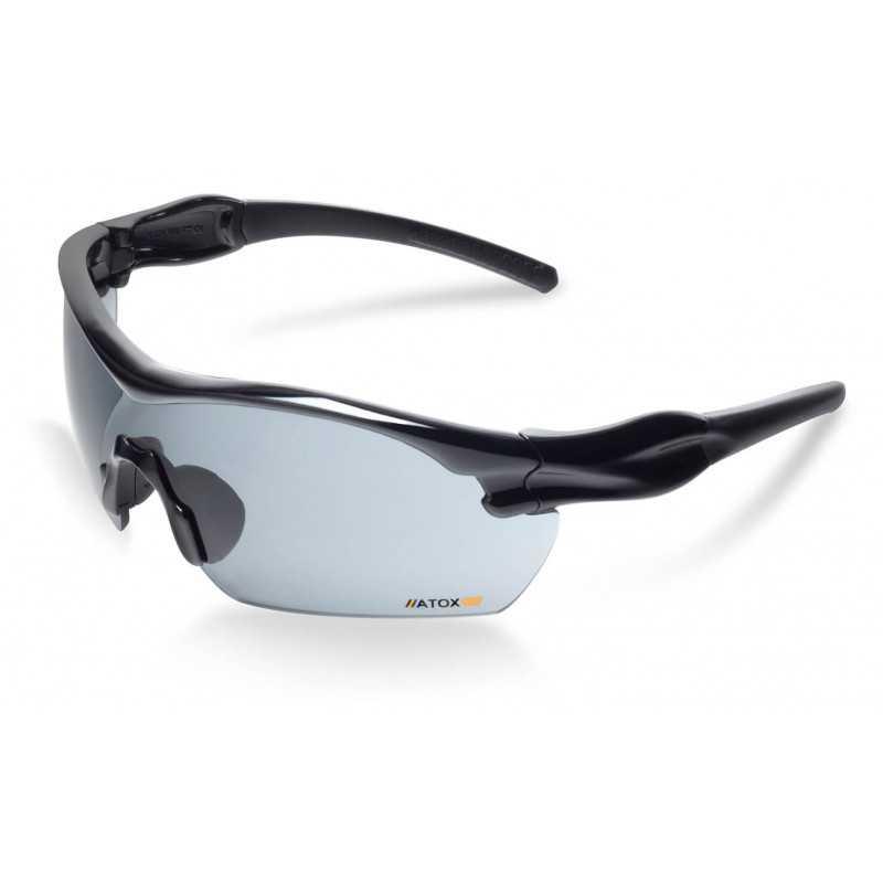 Lente de Seguridad Protección UV TACTICAL GREY 1572-AF Atox 142182