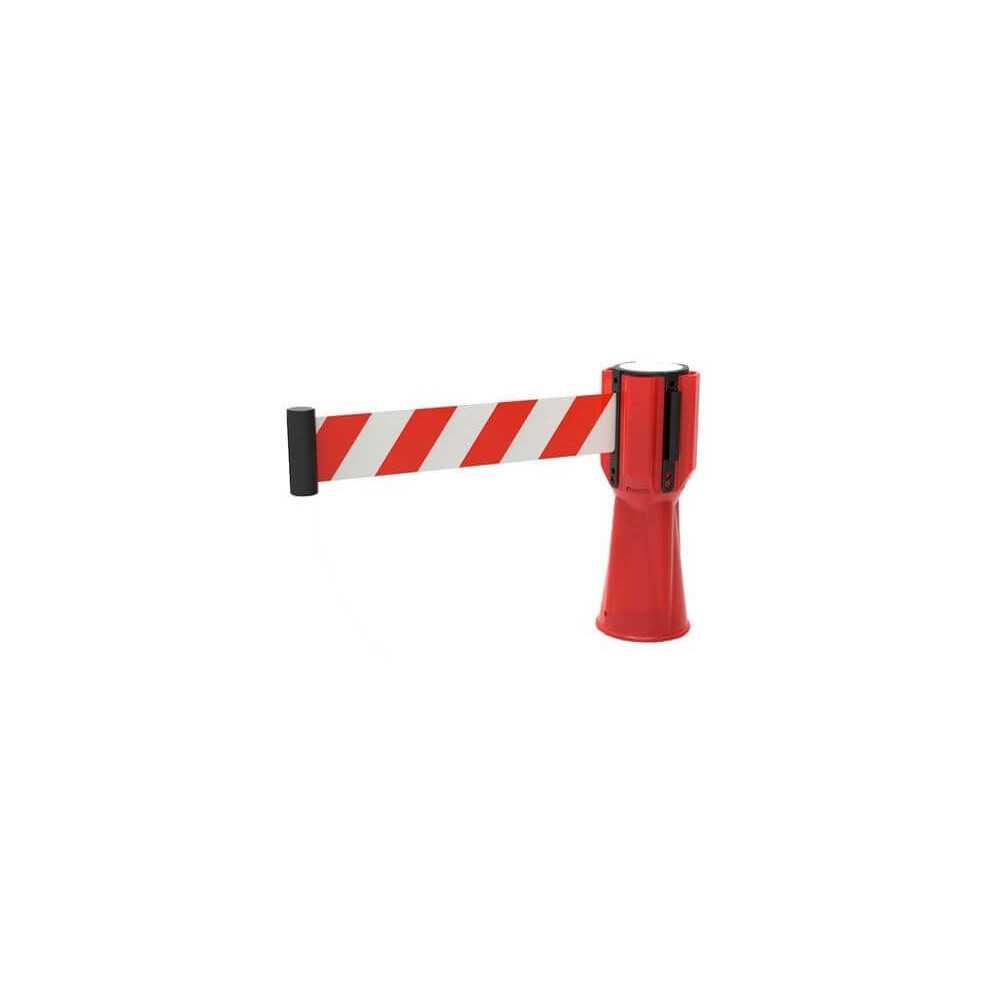 Cinta Retractil para Conos PVC y Tela 3 mts x 5 cm. Kupfer 140417