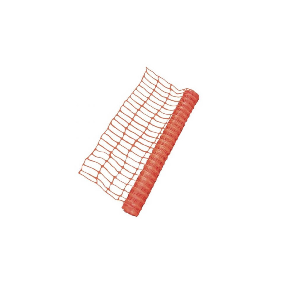 Malla Cerco Naranja Rollo 1 X 50 M. Kupfer 5572