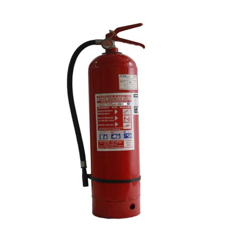 Extintor 10 KG Para Incendios ABC Exanco 35783