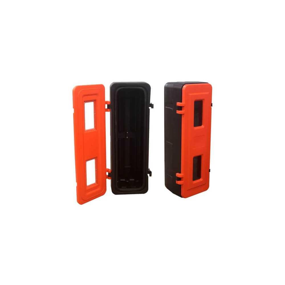 Gabinete de Policarbonato Para Extintores 10 KG Kupfer 120843