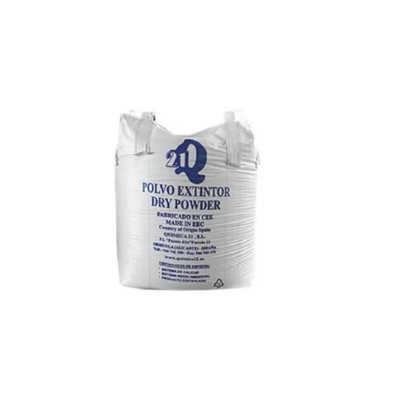 Polvo Químico Seco Para Incendios ABC-E 25 KG QFIRE-90 Exanco 108950