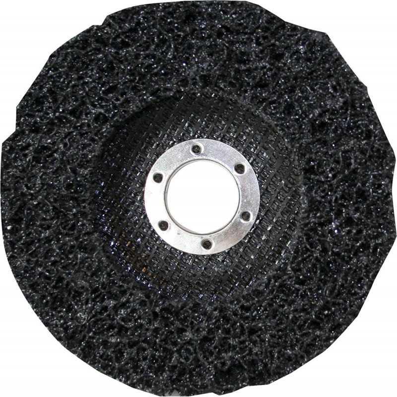 Disco Limpiador Fibra Negro 180x22.23mm Makita B-28999