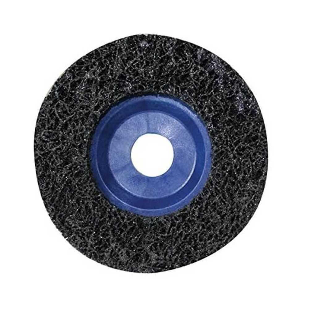 Disco Limpiador Nylon Negro 115x22.23mm Makita B-29050