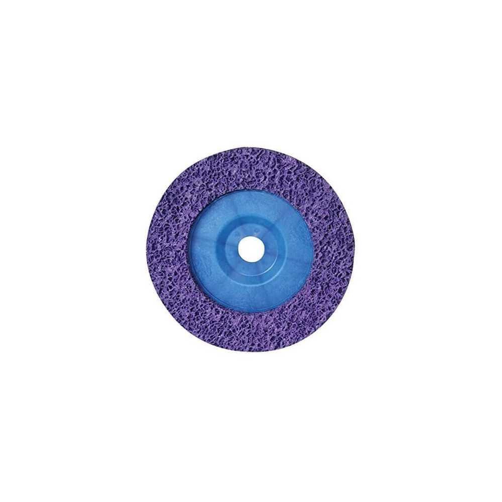 Disco Limpiador Nylon Morado 115x22.23mm Makita B-36251