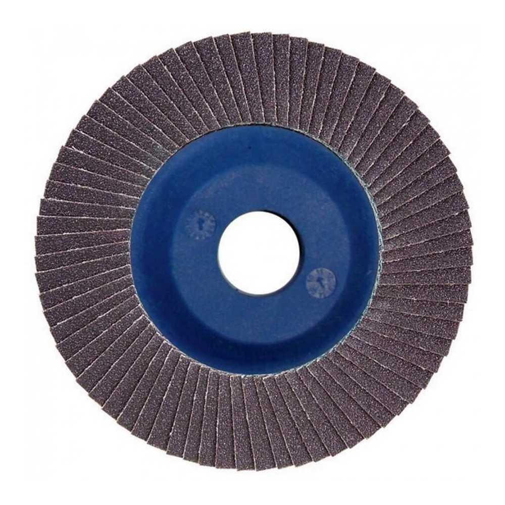 Disco Flap 115x22.23mm Grano 320 Carburo de Silicio / Concreto Makita D-28204