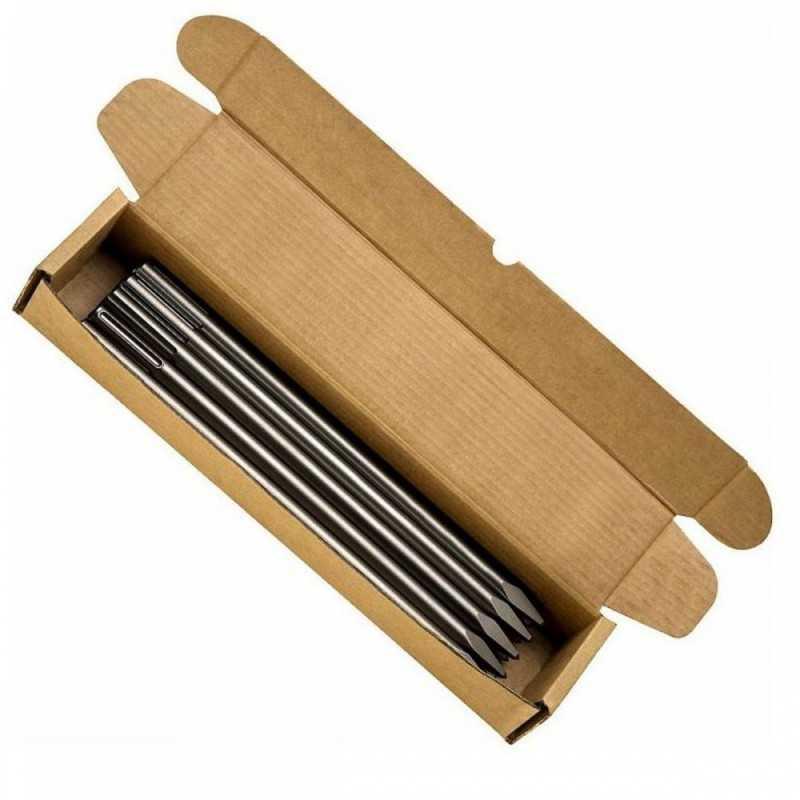 Cinceles Punto SDS-MAX 400mm 10 Pzs Makita D-34431-10