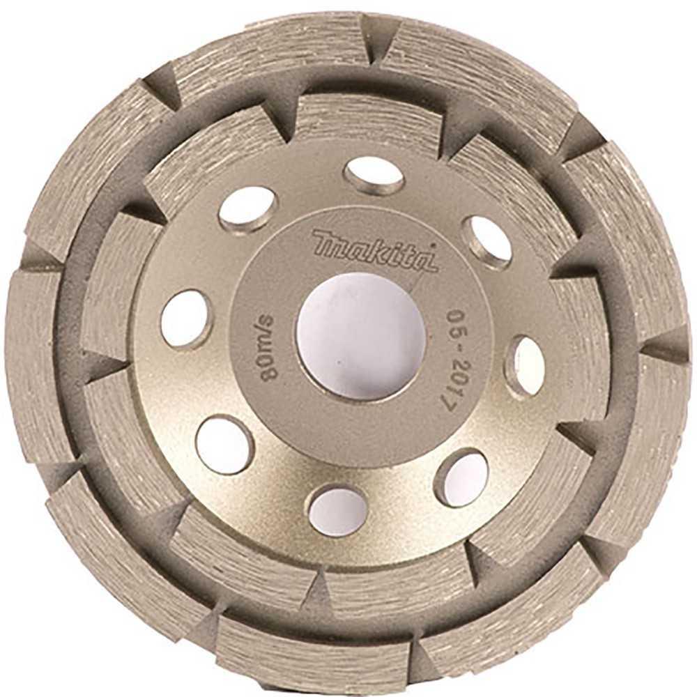 Copa Diamantada 115 x 22.23MM para Concreto Makita D-62315