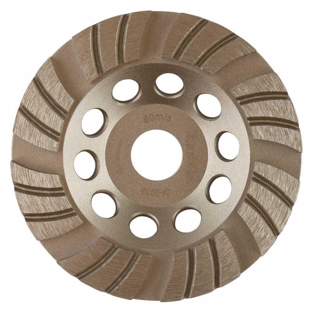 Copa Diamantada Turbo 125 x 22.23MM Para Concreto Makita D-66721
