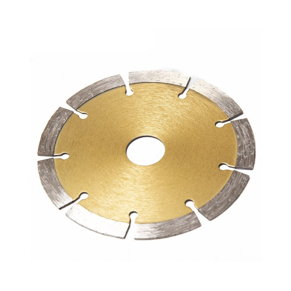 "Disco Diamantado Segmentado 5"" 125X22.23MM Para Concreto. Makita D-71021"
