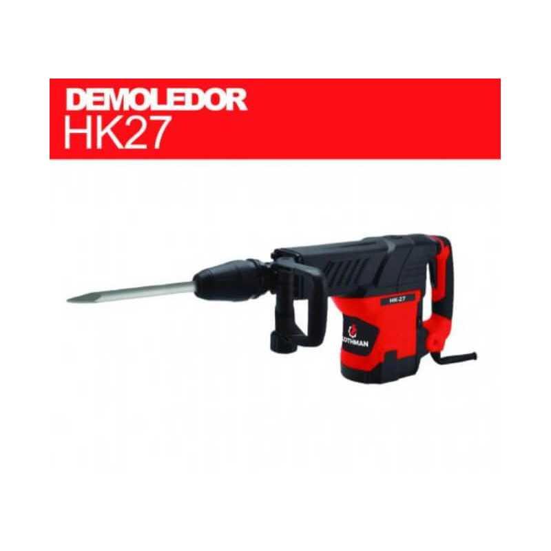 Martillo Demoledor SDS-MAX 1500W 27J Kothman HK27
