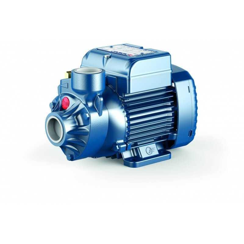 """Bomba de Agua 1""""x1"""" 0.5HP 220V PKM60 Para Agua Limpia Pedrollo 100356"""