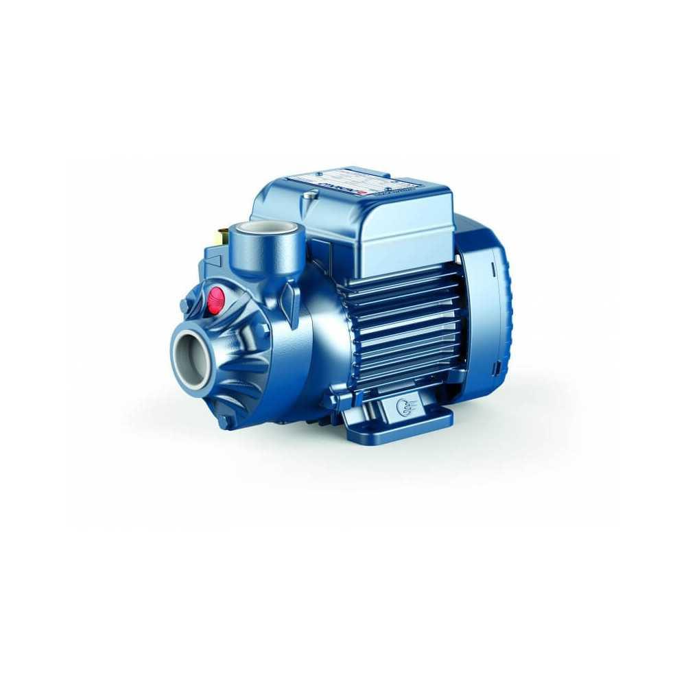 """Bomba de Agua Periférica 1""""x1"""" 1HP PKm80 Para Agua Limpia Pedrollo 100360"""