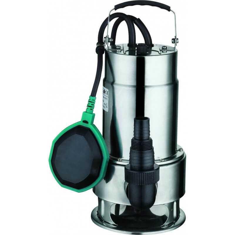 """Bomba de Agua Sumergible 1""""x1-1/4"""" 1HP XKS-750SW Para Agua Limpia Leo 104001"""