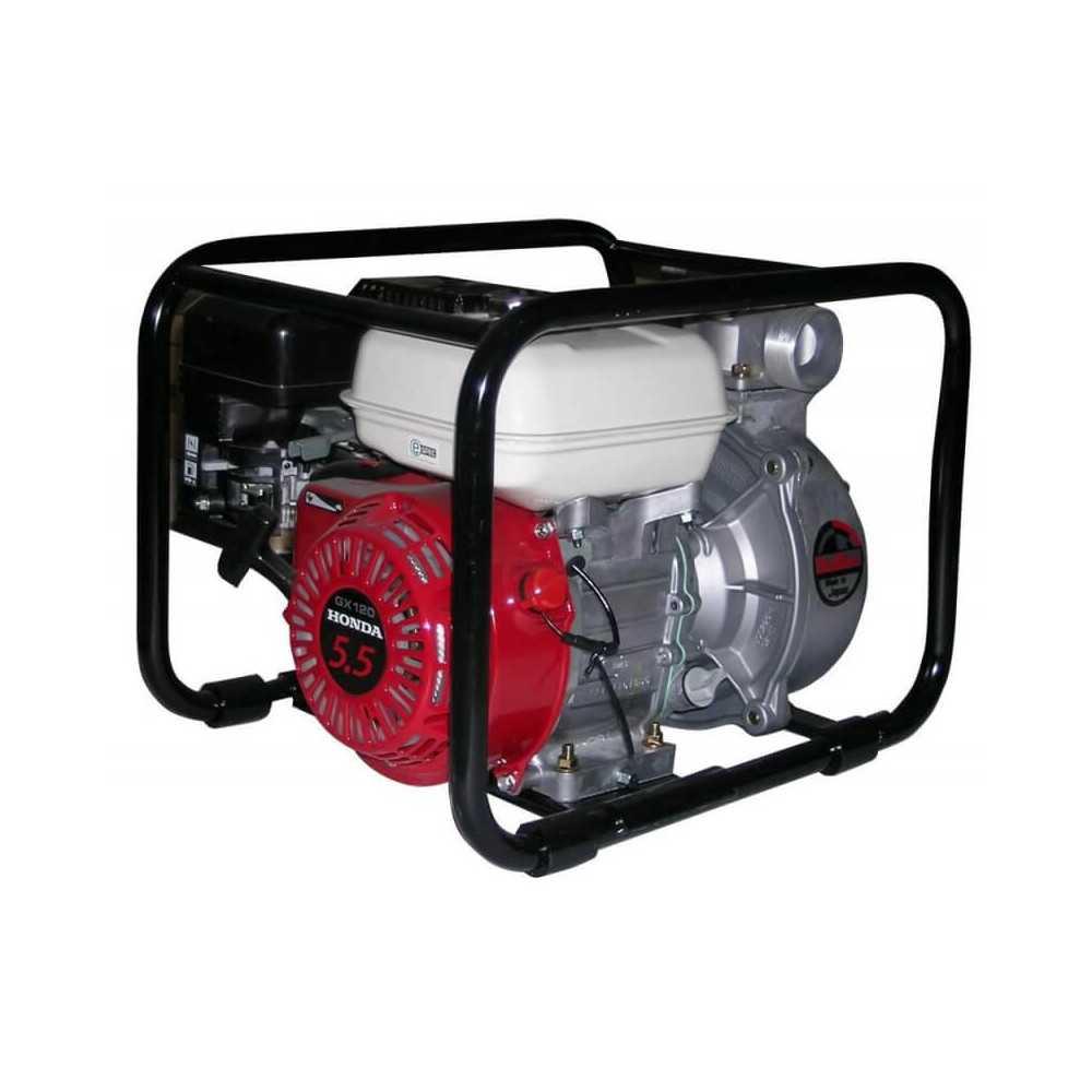 """Motobomba a Gasolina 2""""x2"""" 5.5 HP SCR50-HX Para Agua Limpia Daishin-Honda 100094"""