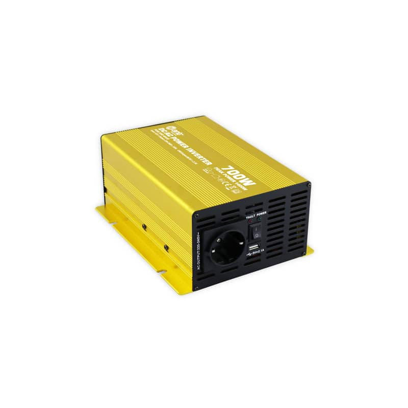 Inversor Onda Pura 12V 700W Want Energia 34970