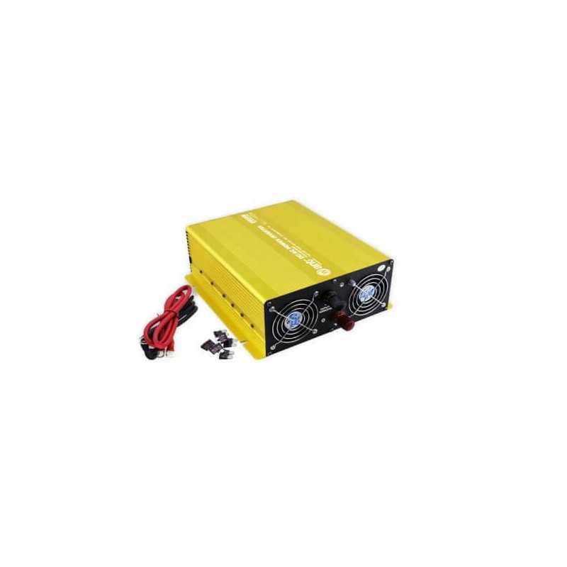 Inversor Onda Pura 24V 2200W Want Energia 34972