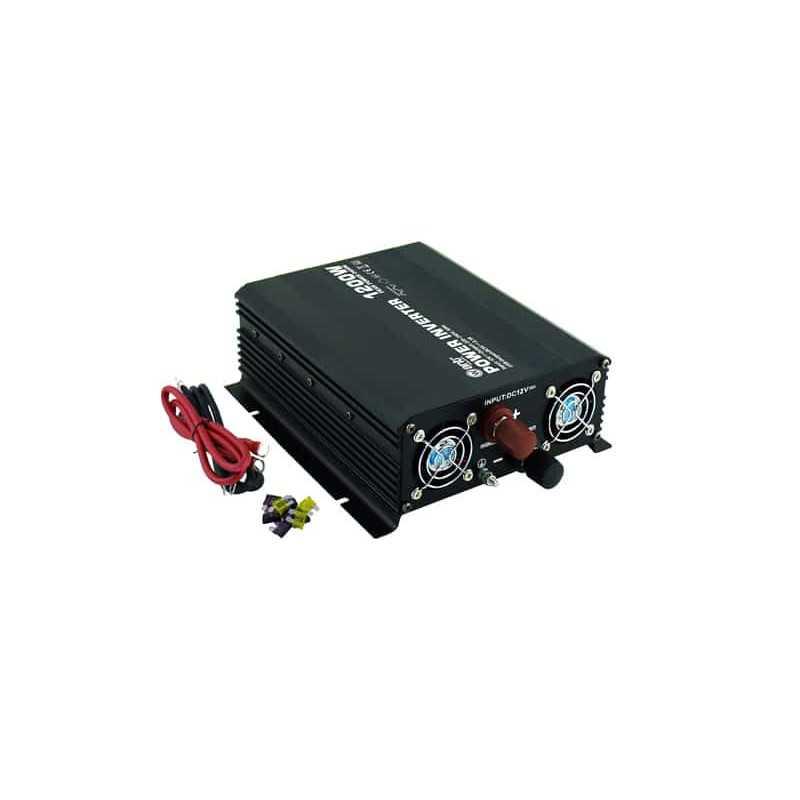 Inversor Onda Modificada 12V 1200W Want Energia 34976