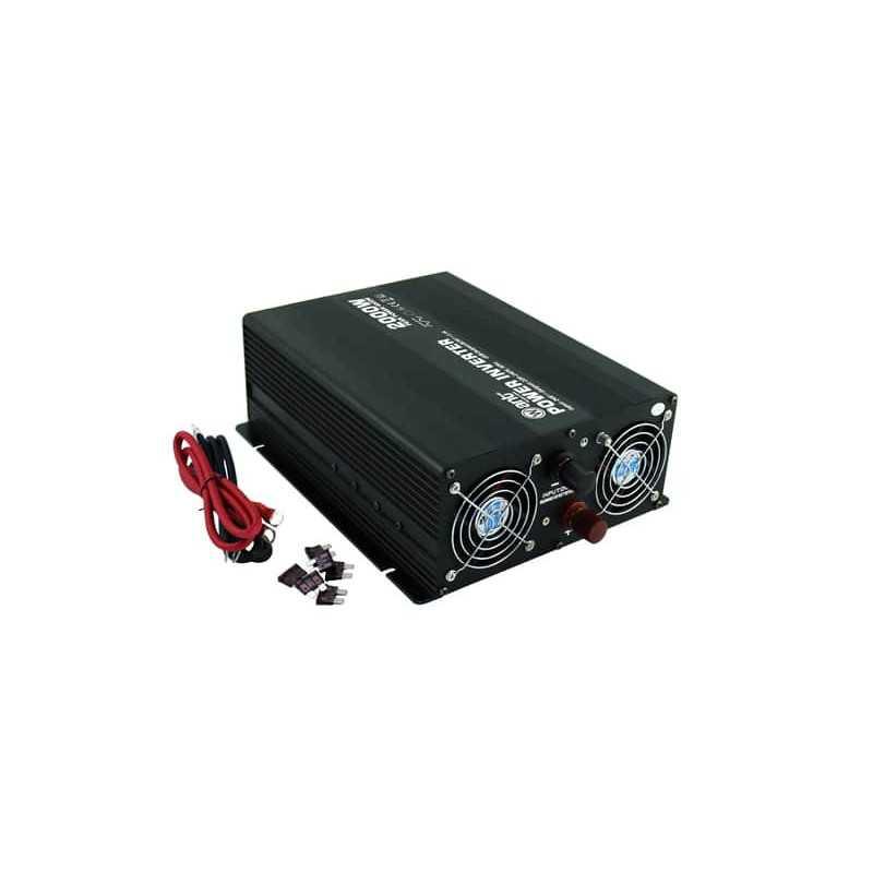 Inversor Onda Modificada 24V 2000W Want Energia 34977