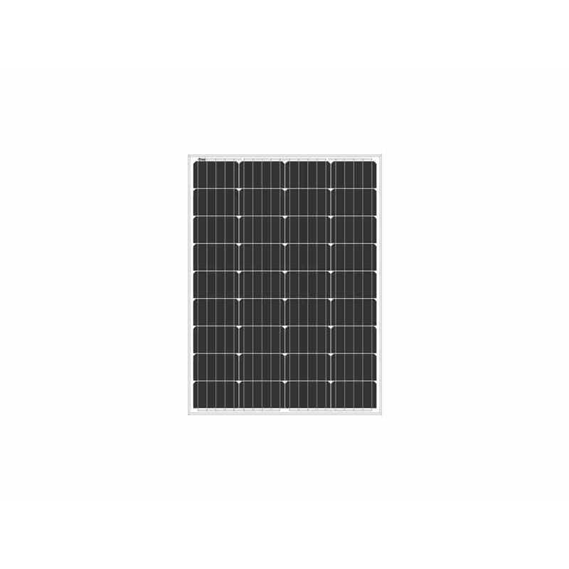 Panel Solar Monocristalino 100W 900x670x30mm Want Energia 34888