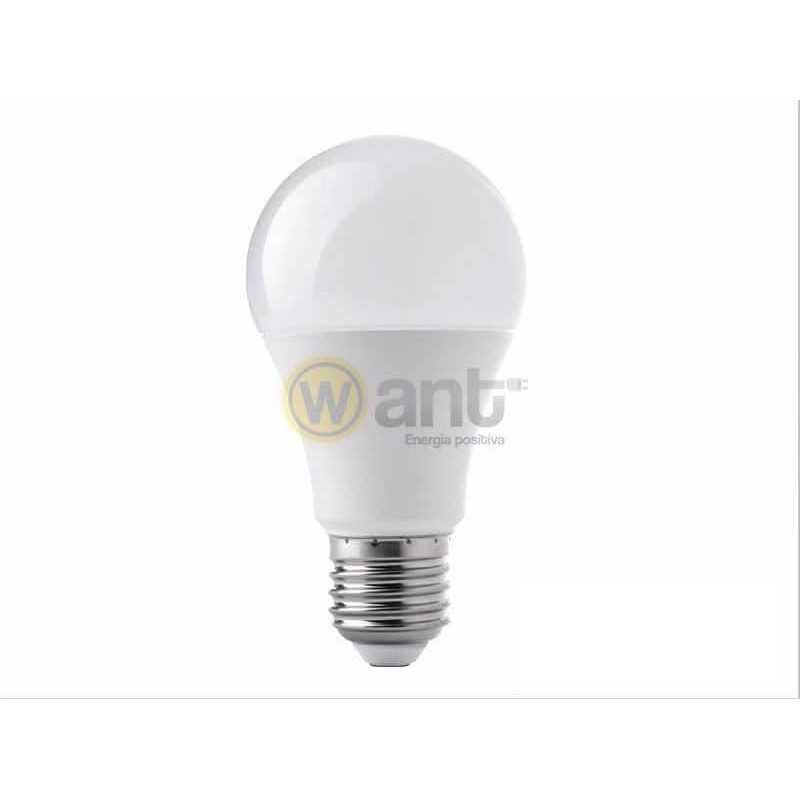 Ampolleta Led Eco E27 12W Calido 3000K Want Energia 50007