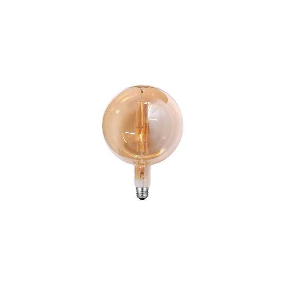 Ampolleta Led Decoración G200 8W 2700K Luz cálida Want Energia 34689