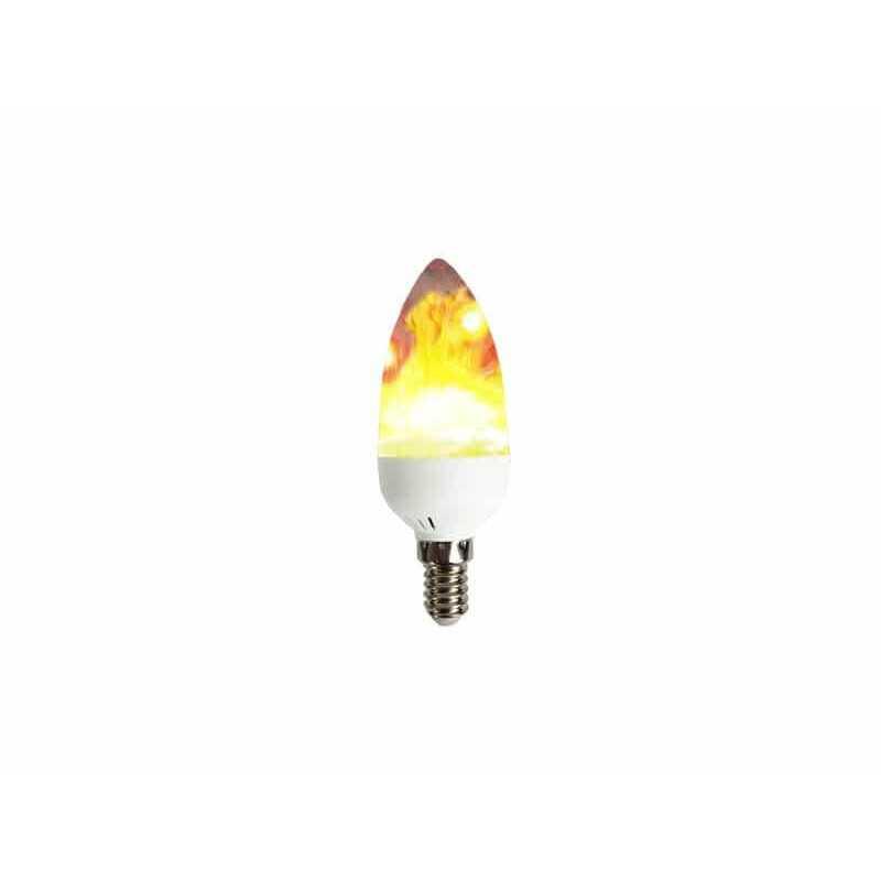 Ampolleta Led LLama 2W E14 Want Energia 34957