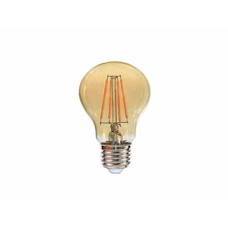 Ampolleta Led Filaento A60 E27 8W Luz cálida Want Energia 35042