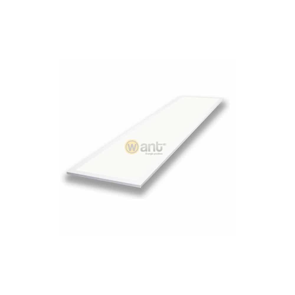 Panel Led Embutido Rectangular 48W 6500K 303x1203MM Luz Fría Want Energia 35327