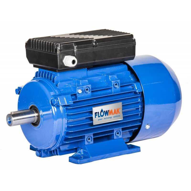 Motor Eléctrico 0.75HP 220V 2 Polos Flowmak 201305