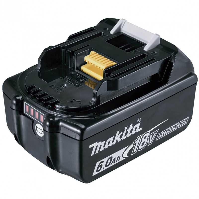 Batería 18V 6,0Ah LXT BL1860B Makita 197422-4