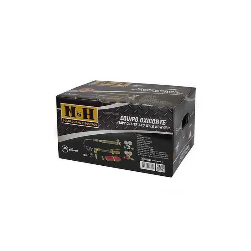 Equipo de Corte, Soldar y Calentar Heavy Cutter and Weld HCW-23P MyH 1013040