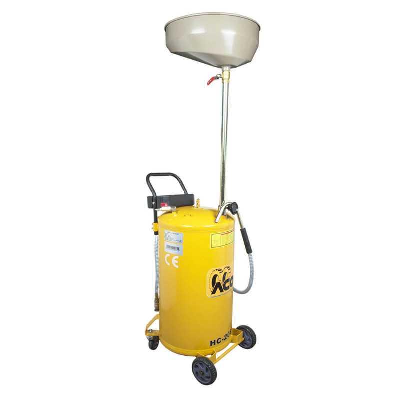 Recogedor de Aceite usado 65 LT POHC-2081 ACO Automotriz MI-AAU-39146
