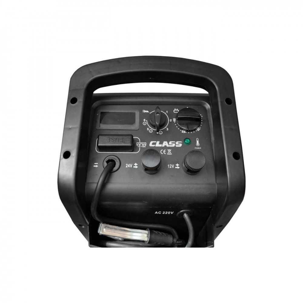 Cargador de Batería 12/24V 220V 50HZ CLASS-600 Krafter 4459000000600