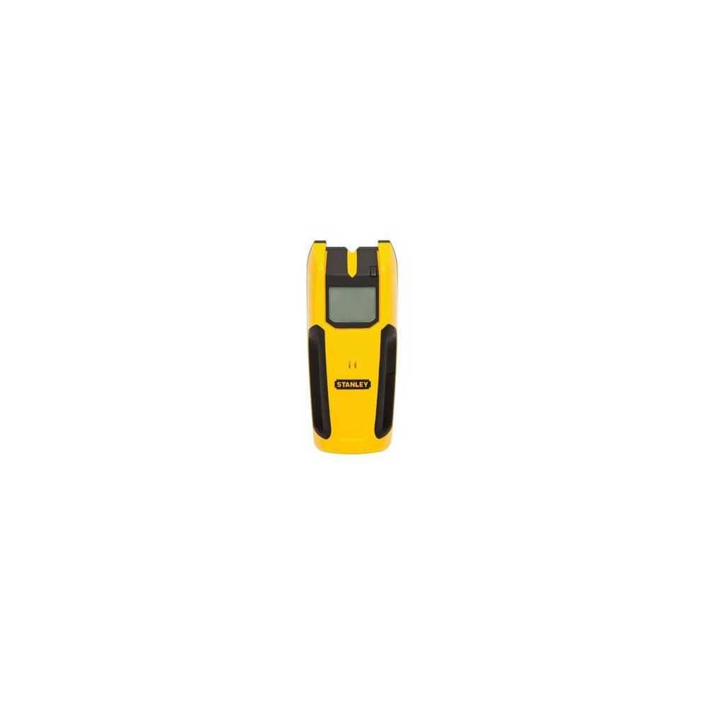 Detector de Materiales Vigas de madera y metal S200 50mm Stanley STHT77406