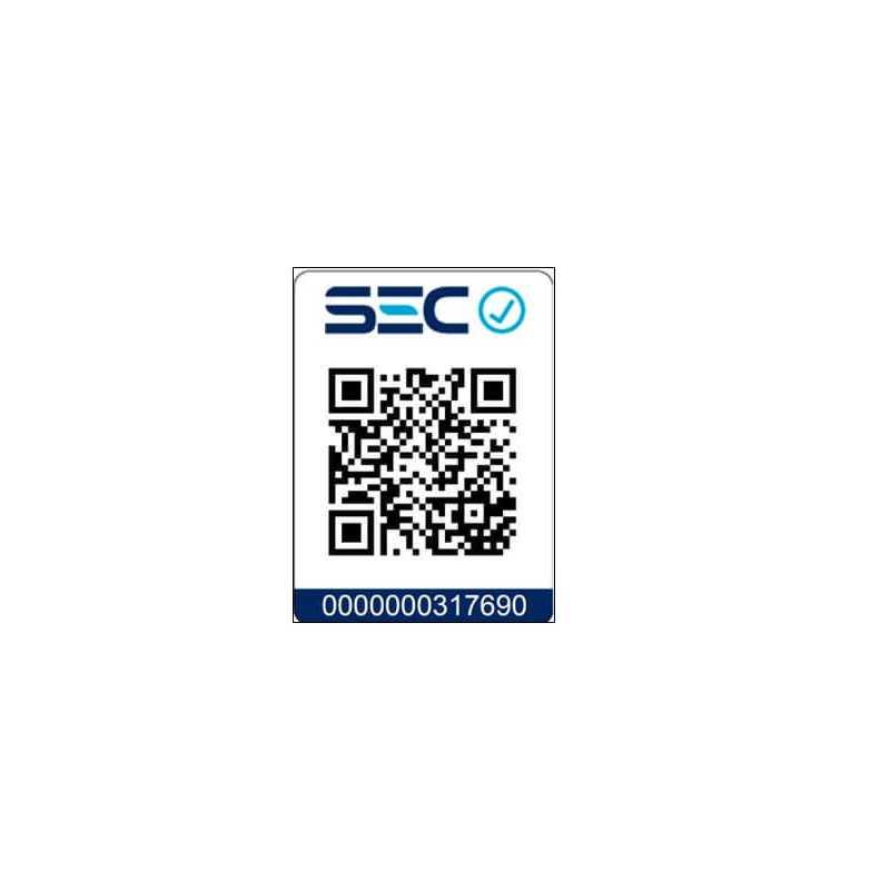 Foco Led Proyector de Área 50W 3000K Cálido SMD Street Want Energia 35279