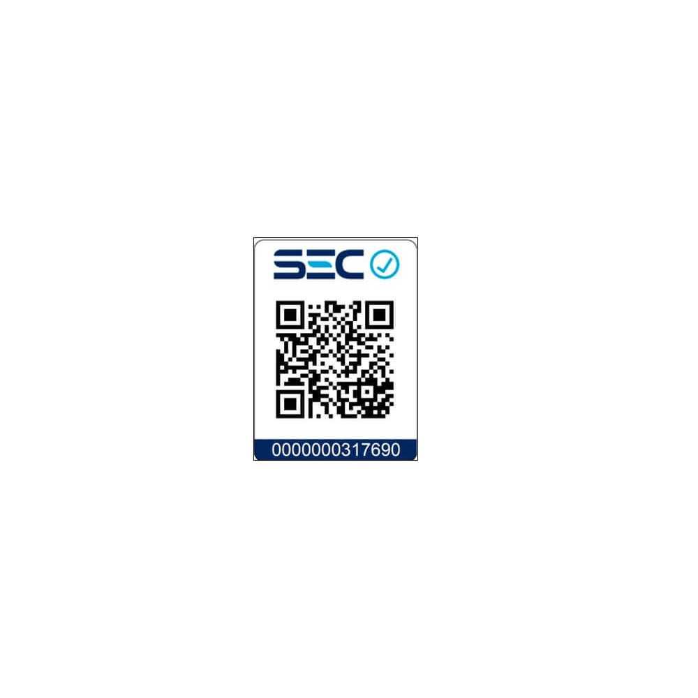Foco Led Proyector de Área 50W 6000K Frio SMD Street Want Energia 35280