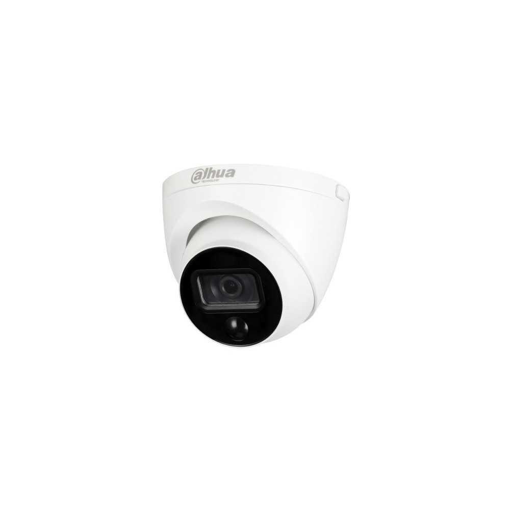 Cámara de Seguridad Domo HDCVI IR 20m 2MP DH-HAC-ME1200EN-0280B-S4 Dahua 1201172347
